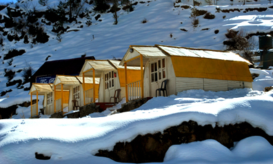 The Royal Village Auli